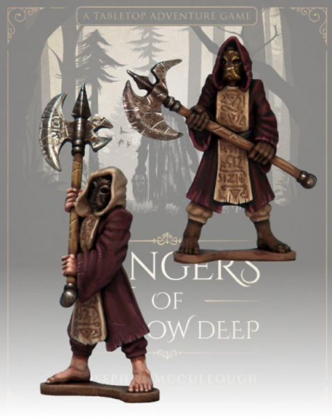 Rangers of Shadow Deep: Temple Guardians