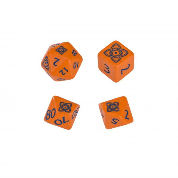 Q-Workshop: Numenera: Dice Set