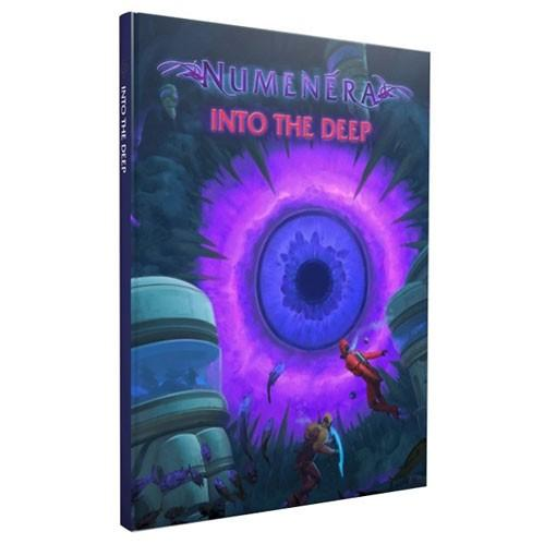 Numenera: Into The Deep