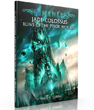 Numenera: Jade Colossus- Ruins of the Ninth World