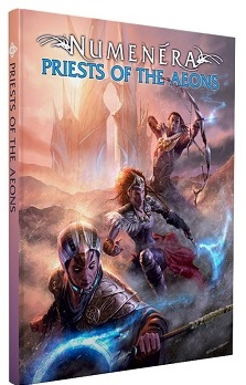 Numenera: Priests Of The Aeons
