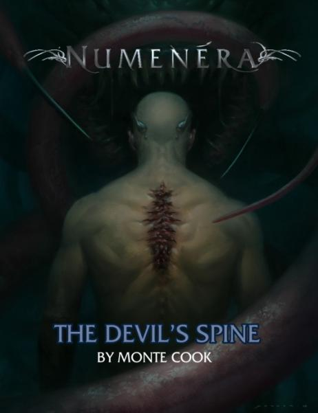 Numenera: The Devils Spine