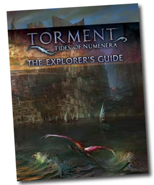 Numenera: Torment Tides Of Numenera- The Explorers Guide