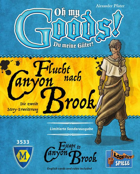 Oh My Goods: Escape To Canyon Brook