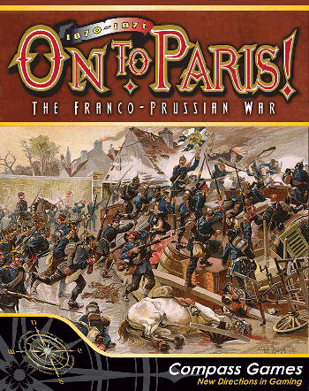 On to Paris! The Franco Prussian war