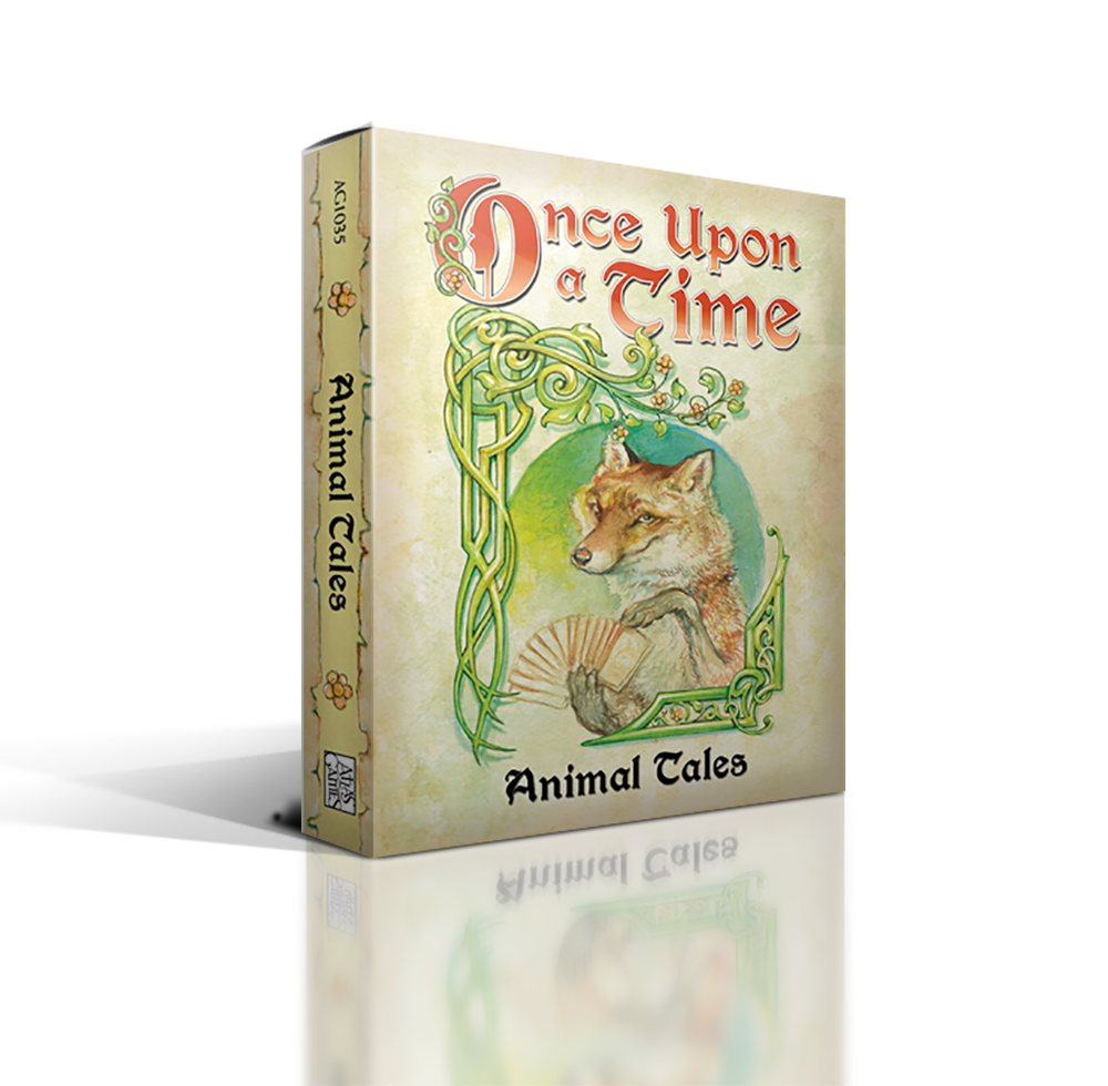 Once Upon A Time (3rd Edition): Animal Tales