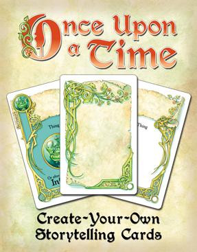 Once Upon A Time (3rd Edition): Create Your Own Storytelling Cards