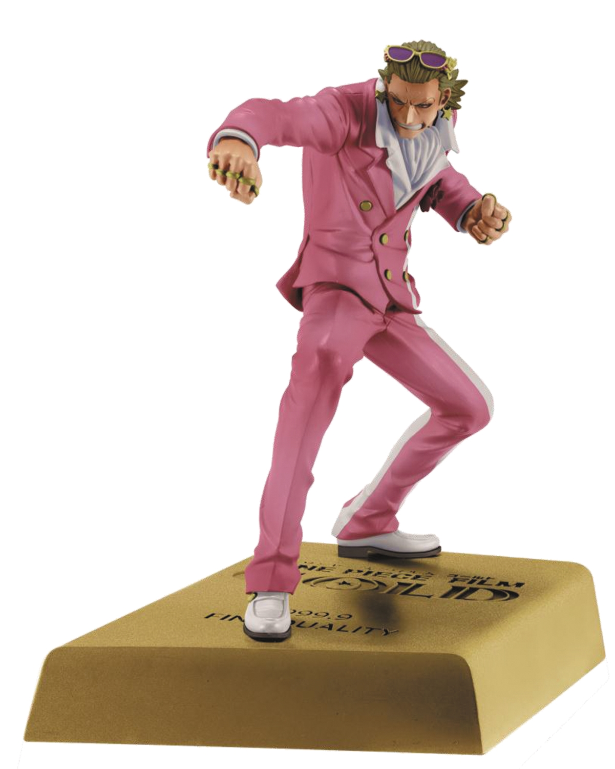 One Piece Film Gold: Gild Tesoro (DXF Manhood 2)