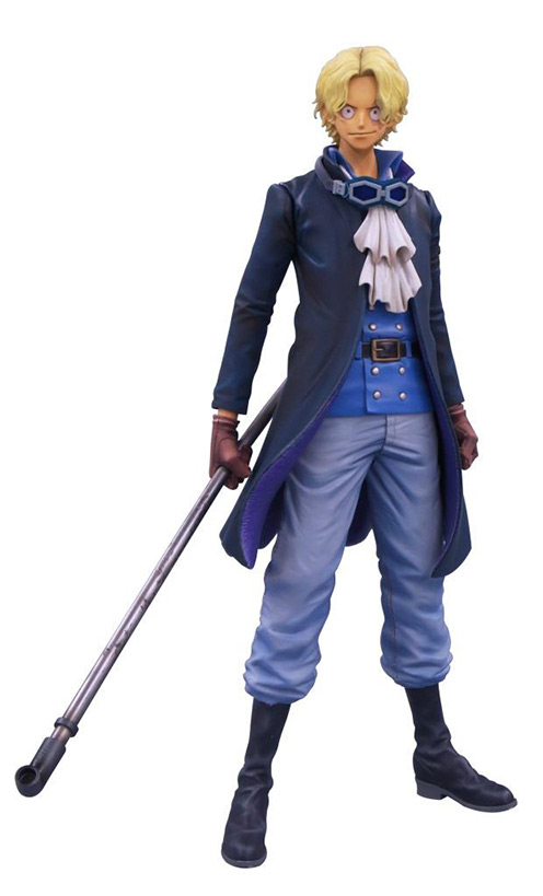 One Piece: Master Stars Piece Figure Series: The Sabo (Special Version)