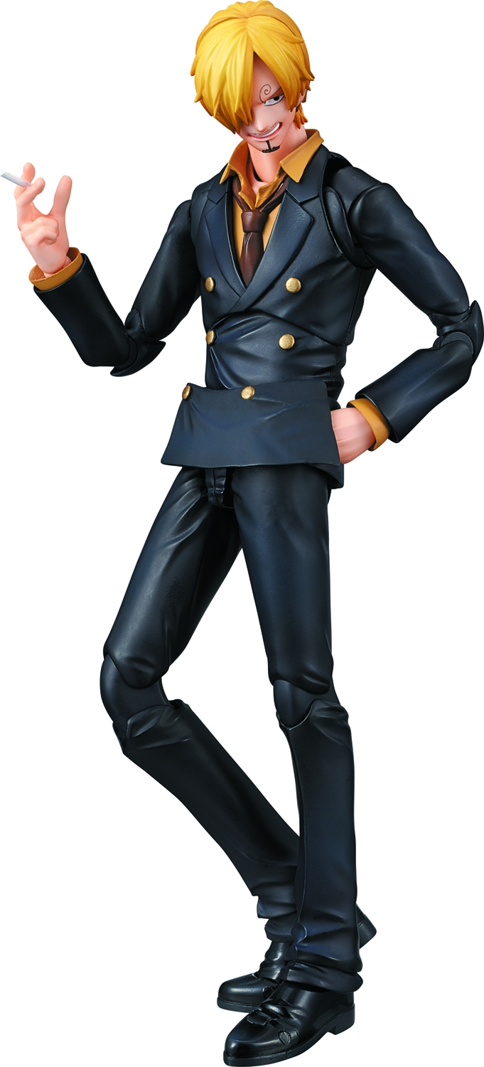 One Piece: Sanji (Variable Action Hero PVC Figure)