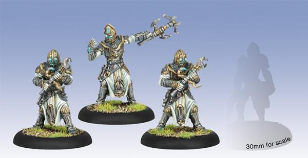 Warmachine: Convergence of Cyriss (36007): Optifex Directive