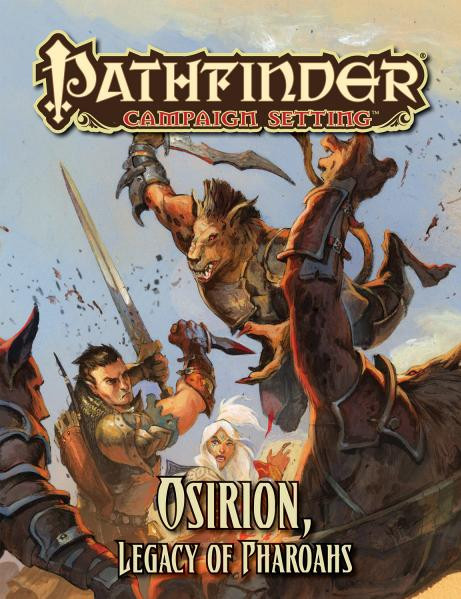Pathfinder: Campaign Setting: Osirion: Legacy of Pharaohs