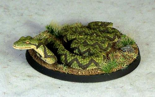 Otherworld: Giant Snake (Constrictor)