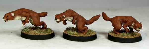 Otherworld: Giant Weasels