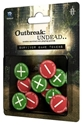 Outbreak Undead 2nd Edition: Survivor Game Tokens