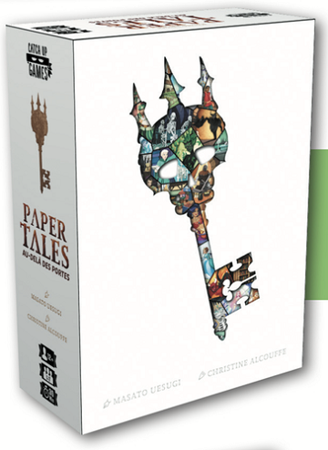 PAPER TALES BEYOND THE GATES