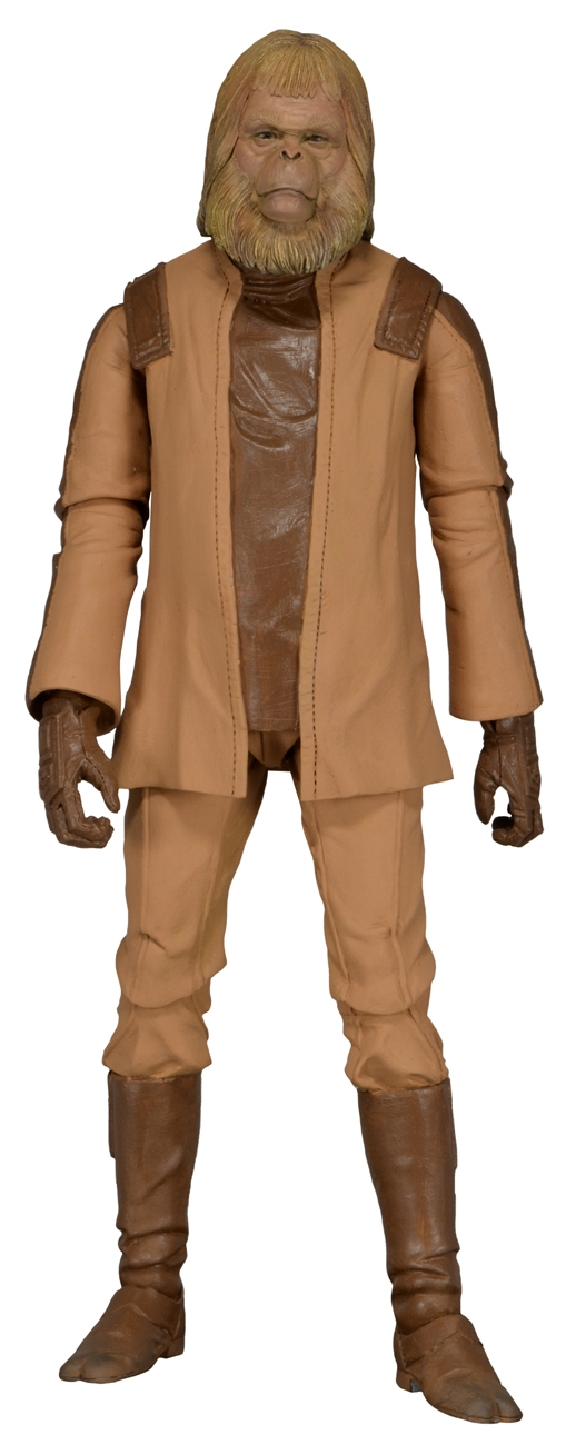 "PLANET OF THE APES (CLASSIC) 7"" Action Figure Series 1: Dr. Zaius"