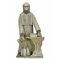 PLANET OF THE APES (CLASSIC): Lawgiver Statue