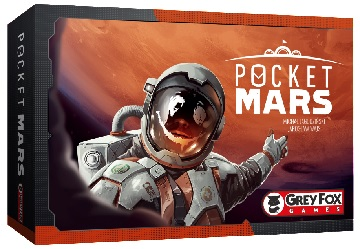 POCKET MARS (2ND EDITION)