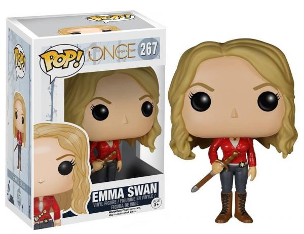 POP! 267: Once Upon A Time- Emma Swan