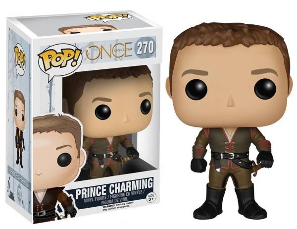 POP! 270: Once Upon A Time- Prince Charming