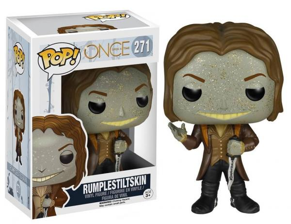 POP! 271: Once Upon A Time- Rumpelstiltskin