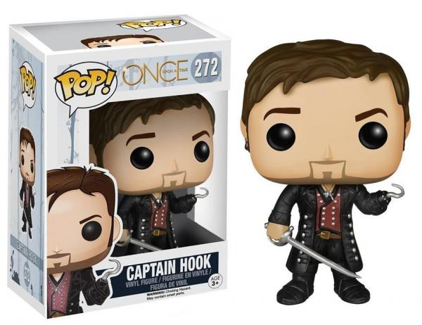 POP! 272: Once Upon A Time- Captain Hook