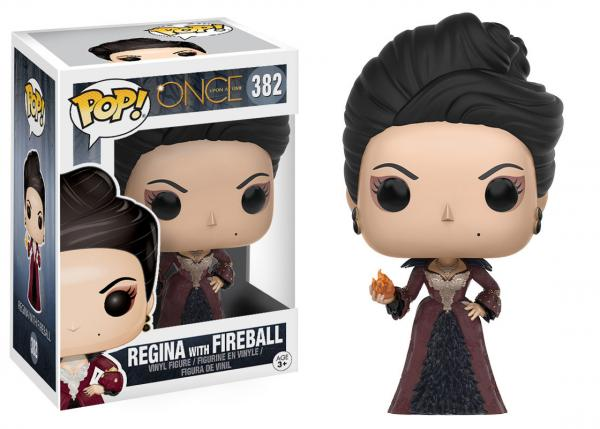 POP! 382: Once Upon A Time- Regina with Fireball