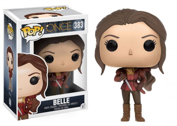 POP! 383: Once Upon A Time- Belle