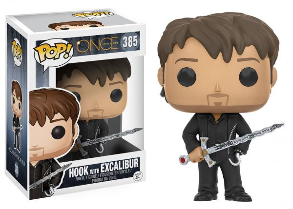 POP! 385: Once Upon A Time- Hook with Excalibur