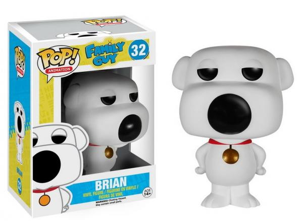POP! Animation 032: Family Guy- Brian