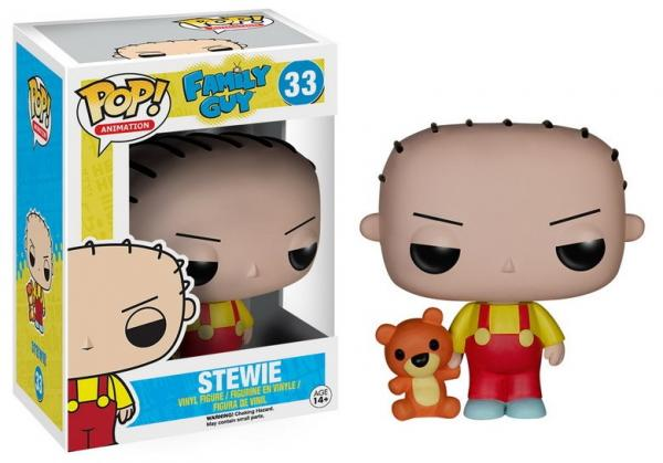 POP! Animation 033: Family Guy- Stewie