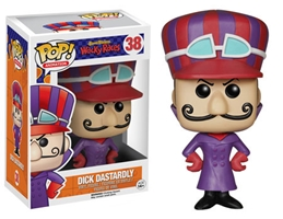 POP! Animation 038: Hana-Barbera- Dick Dastardly