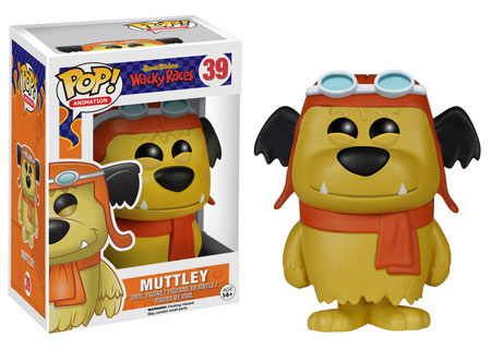 POP! Animation 039: Hana-Barbera- Muttley