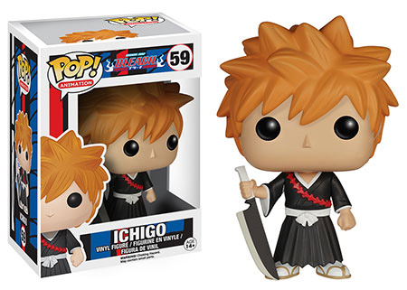 POP! Animation 059: Bleach- Ichigo