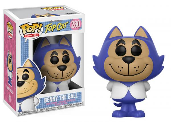 POP! Animation 279: Hana-Barbera- Benny the Ball