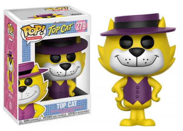POP! Animation 279: Hana-Barbera- Top Cat