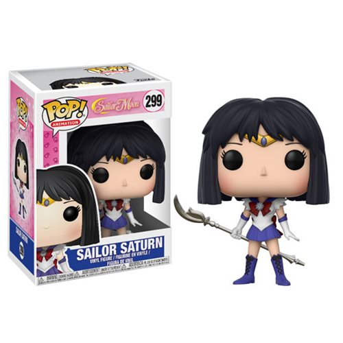 POP! Animation 299: Sailor Moon- Sailor Saturn