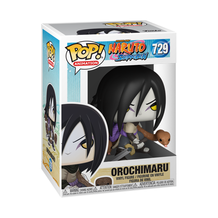 POP! Animation 729: Naruto Shippuden- Orochimaru