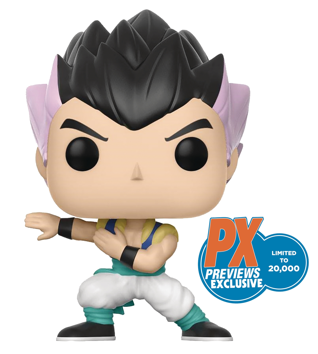 POP! Animation: DragonBall Z- Super Gotenks (PX Exclusive)