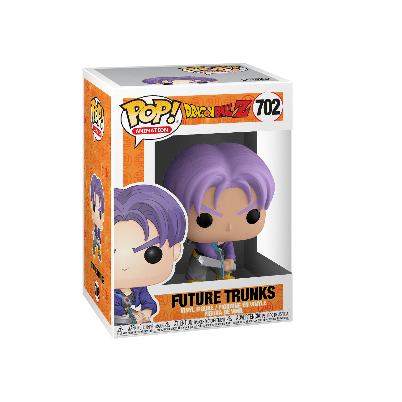 POP! Animation: Dragonball Z - Future Trunks (S7)