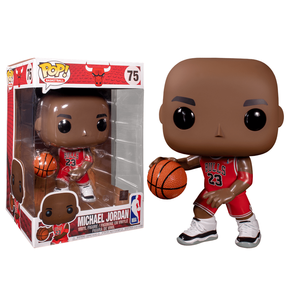 POP! Basketball 075: NBA - Bulls Michael Jordan 10-Inch