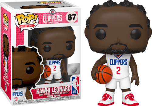 POP! Basketball 67: NBA - Kawhi Leonard [Clippers]