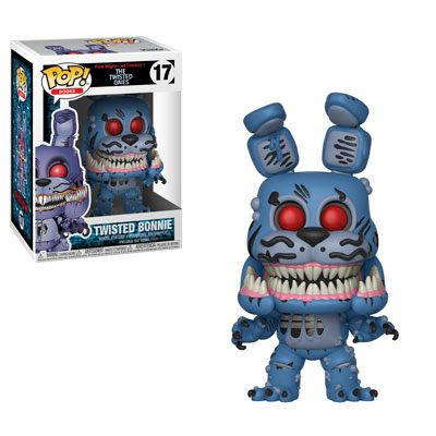 POP! Books 17: Five Nights at Freddys- TWISTED BONNIE