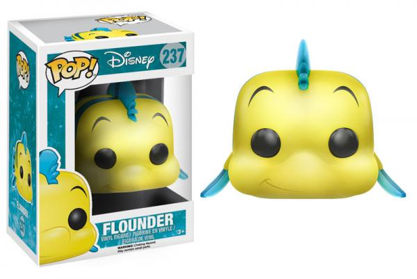 POP! Disney 237: The Little Mermaid- Flounder