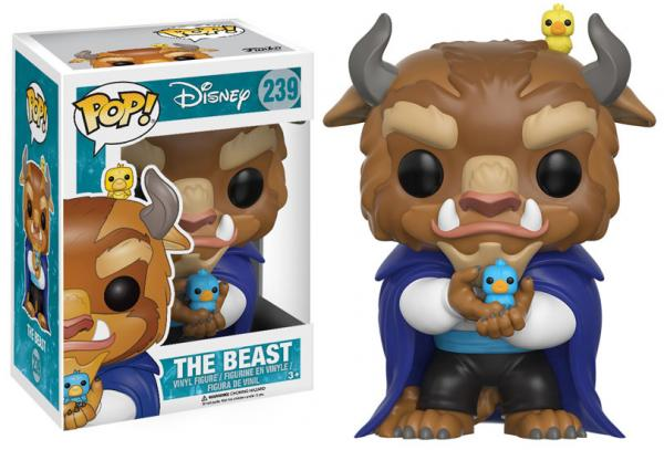 POP! Disney 239: Beauty & The Beast- The Beast