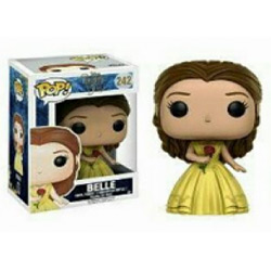 POP! Disney 242: Beauty & The Beast- Yellow Gown Belle