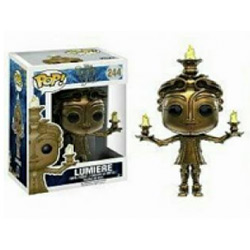 POP! Disney 244: Beauty & The Beast- Lumiere