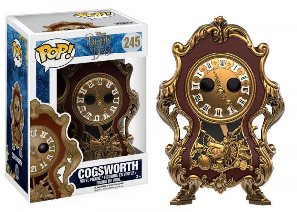 POP! Disney 245: Beauty & The Beast- Cogsworth
