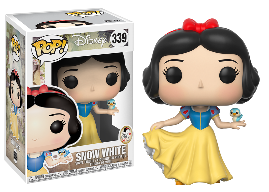 POP! Disney 339: Snow White- Snow White
